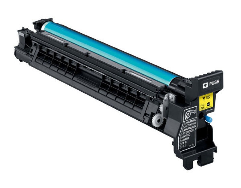 Konica Minolta Yellow Printer imaging unit ( 220 V )