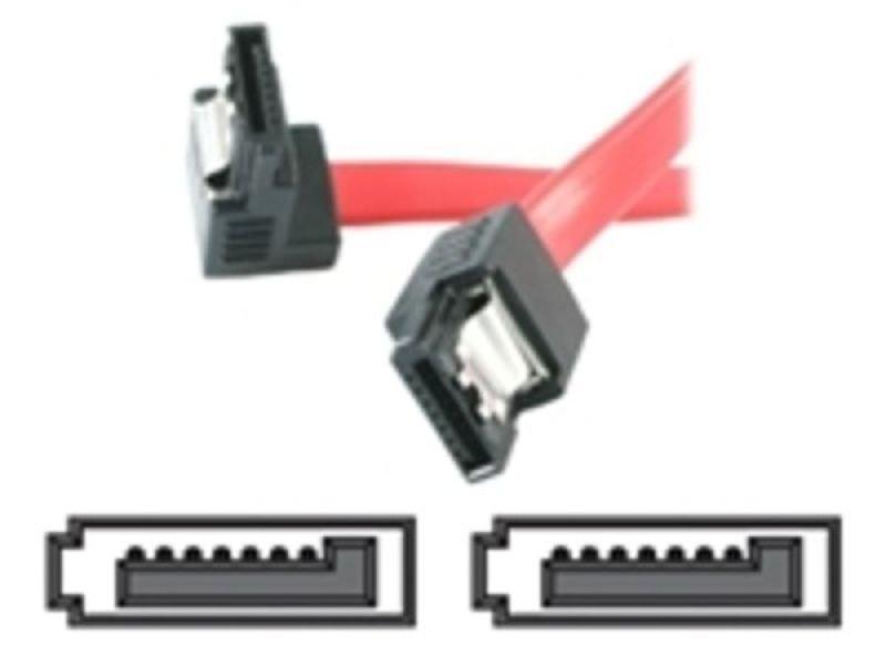 Startech Latching SATA to Right Angle SATA Serial ATA Cable