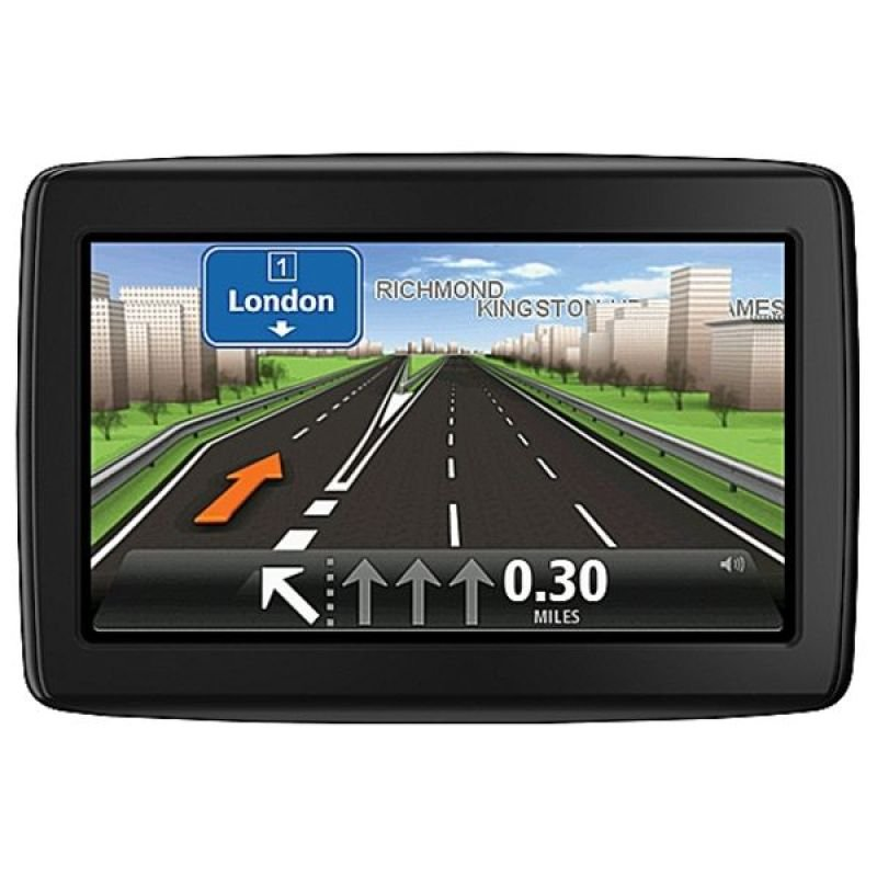 TomTom Start 25 5&quot Sat Nav with UK and Ireland Maps