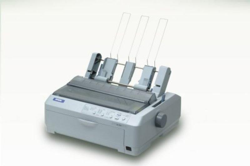 Epson LQ 590 24 pin Dot Matrix Printer