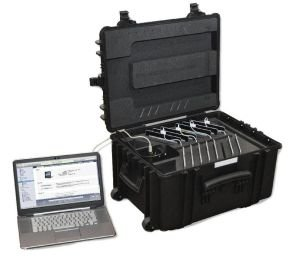 Lapsafe Traveller for 16 iPads