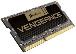 Corsair 4GB DDR3 1600MHz Vengeance Black Laptop Memory