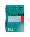 Pukka Pads A5 Jotta Metallic Green - 3 Pack