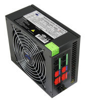 PowerCool 650W Semi Modular Power Supply