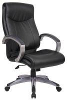 Ebuyer Executive Leather Chair - Black