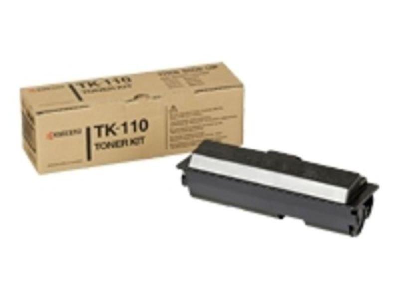 Kyocera TK-110 Black Laser Toner Cartridge
