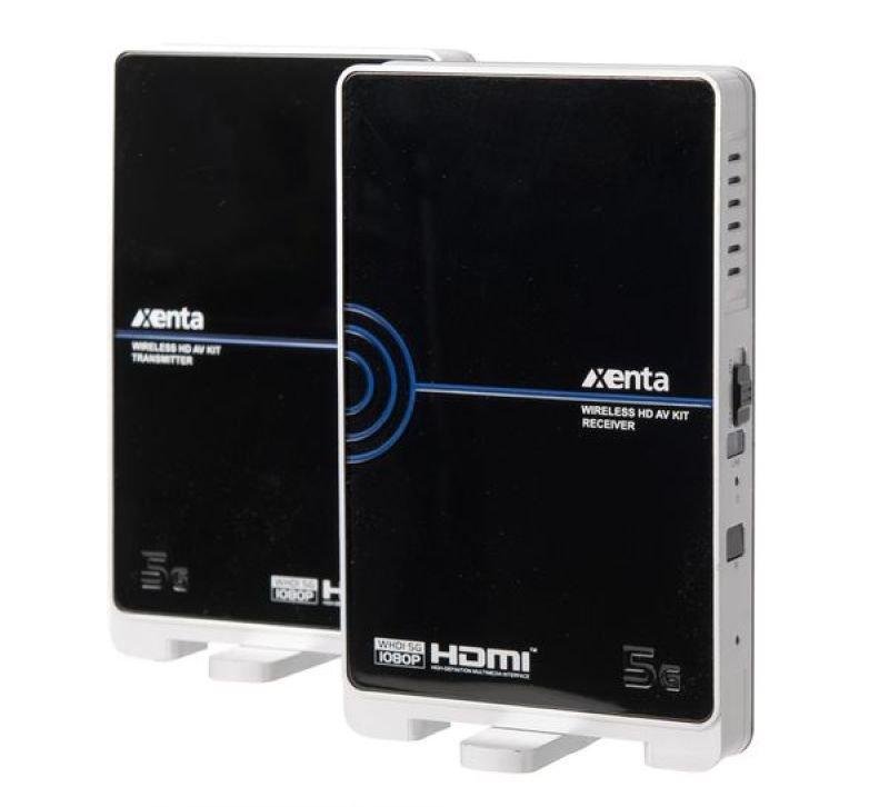 Xenta Wireless HDMI Kit - WHDI HDMI Transmitter and Receiver
