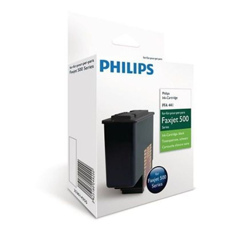 Philips PFA441 Black Ink Cartridge