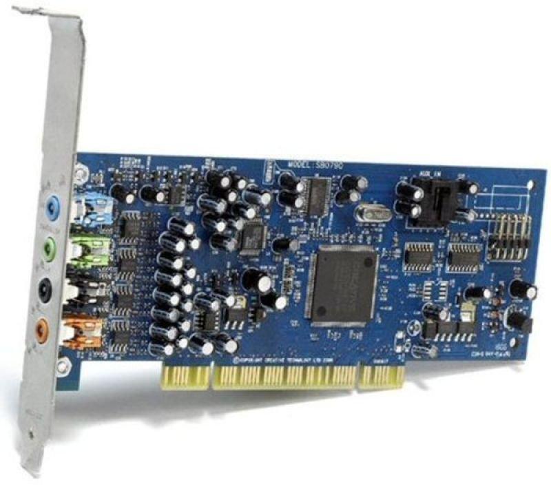 Creative SoundBlaster X-Fi Xtreme Audio Soundcard