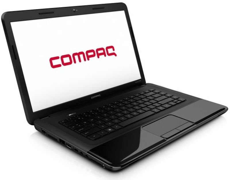 "Compaq Presario Cq58-153sa Laptop, Intel Pentium Dc B950 2.1ghz, 4gb Ram, 320gb Hdd, 15.6"" Hd Led, Dvdrw, Intel Hd, Webcam, Black Licorice, Windows 7 Home Premium 64 Bit"