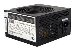 CIT Dual Rail 750W Fully Wired Efficient Power Supply