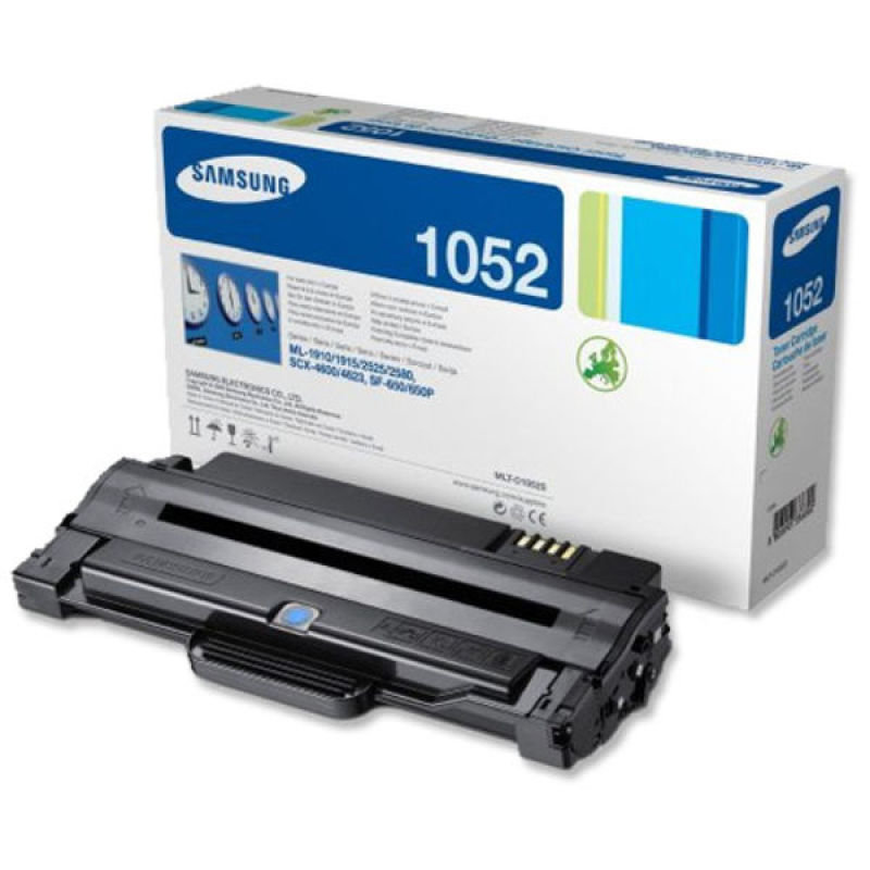 Samsung MLT-D1052S Black Toner cartridge - 1,500 Pages