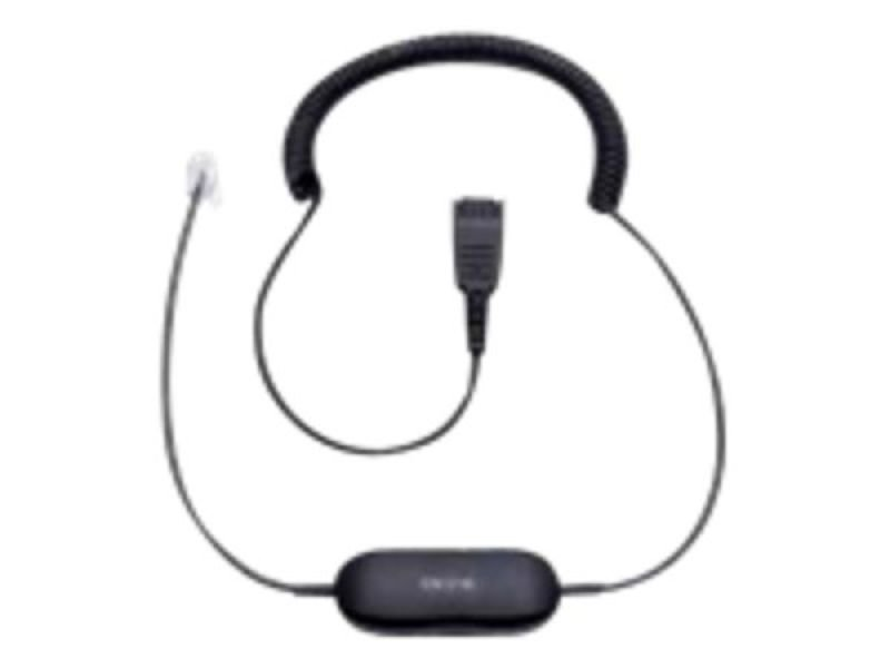 Jabra GN1216 Headset cable - 2m