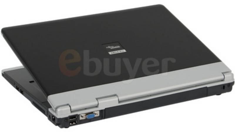 "Fuitsu Siemens Amilo Pro V3515 Laptop Intel Celeron M processor 520 1.6GHz 80GB 512MB 15.4"" DVD-RW Windows Vista Home Basic Edition"