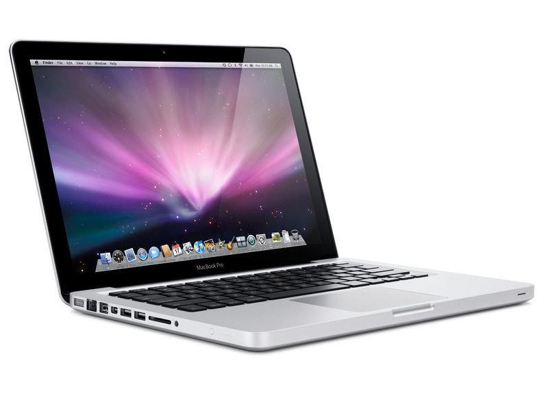 "Image of Apple MacBook Pro, Intel Core i5 DC 2.5GHz, 4GB RAM, 500GB HDD, 13.3"" LED, DVDRW, Intel HD, Webcam, Bluetooth, Thunderbolt, Apple OS X Lion"