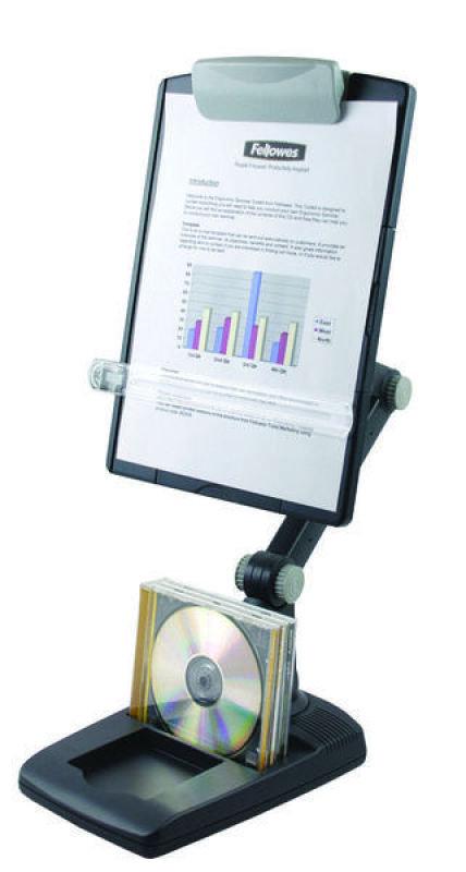 Fellowes Flex Arm Weighted Base Copyholder