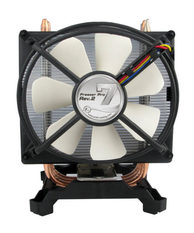 Arctic Cooling Freezer 7 Pro rev 2 Socket 775, 1150, 1156, 1155, 1366, AM2, AM3 Heatpipe CPU Cooler