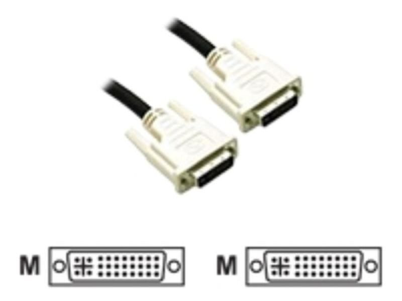 C2G, DVI-I M/M Dual Link Digital/Analogue Video Cable, 1m