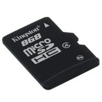 Kingston 8GB MicroSDHC Card