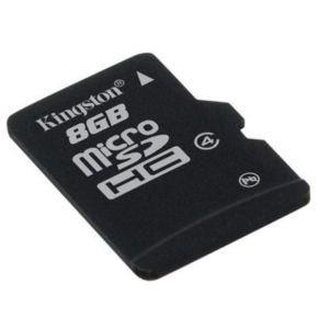 Kingston 8GB MicroSDHC Card