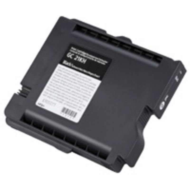 Ricoh GC31K Black Gel Ink Cartridge (Yield 1,920 Pages)