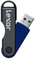 Lexar 8GB JumpDrive Twist & Turn USB Flash Drive