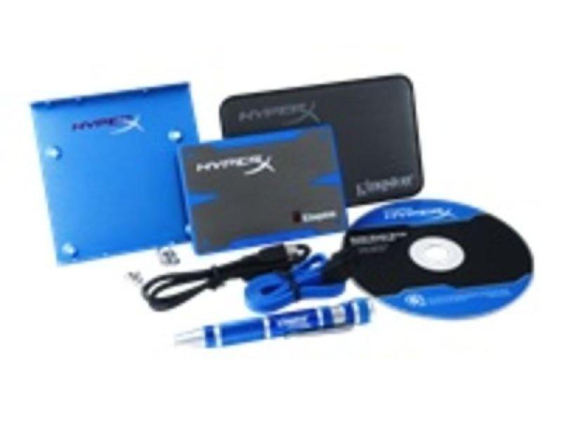 Kingston 240GB HyperX SSD Bundle Kit