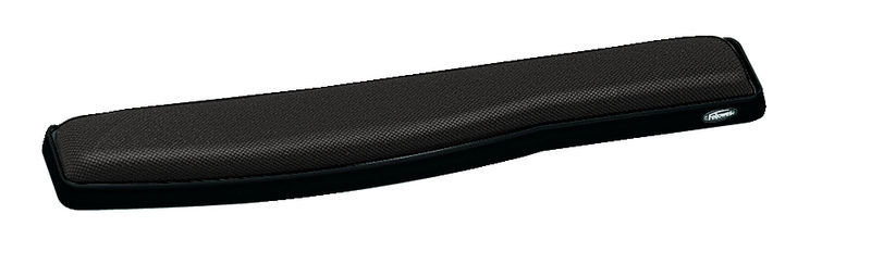 Fellowes Premium Gel Adjustable Keyboard Wrist Support - Black