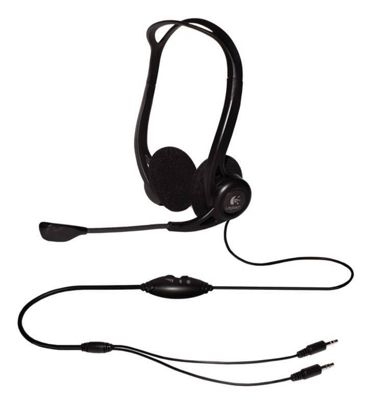 Image of Logitech 860 PC Stereo Headset