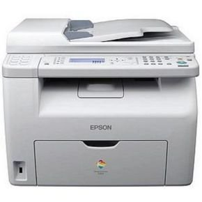 Epson AcuLaser CX17NF (A4) Colour Laser Multifunction Printer