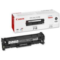 Canon 718 Black Toner Cartridge