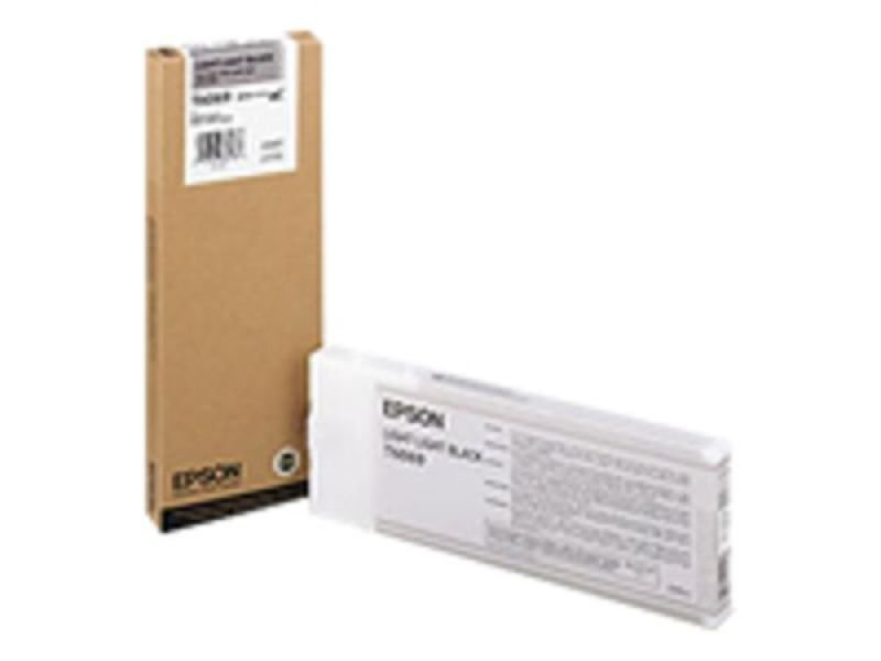 Epson T6069 - Print cartridge - 1 x light light blacklack
