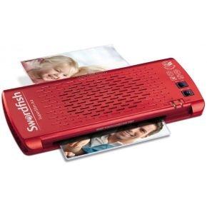 *Swordfish A4 SuperSlim Laminator - Red