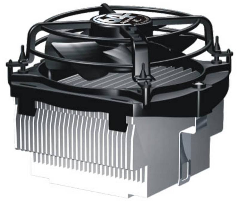 Arctic Cooling Alpine 64 PWM Socket AM2, AM2+, 939, 754 Processor Cooler