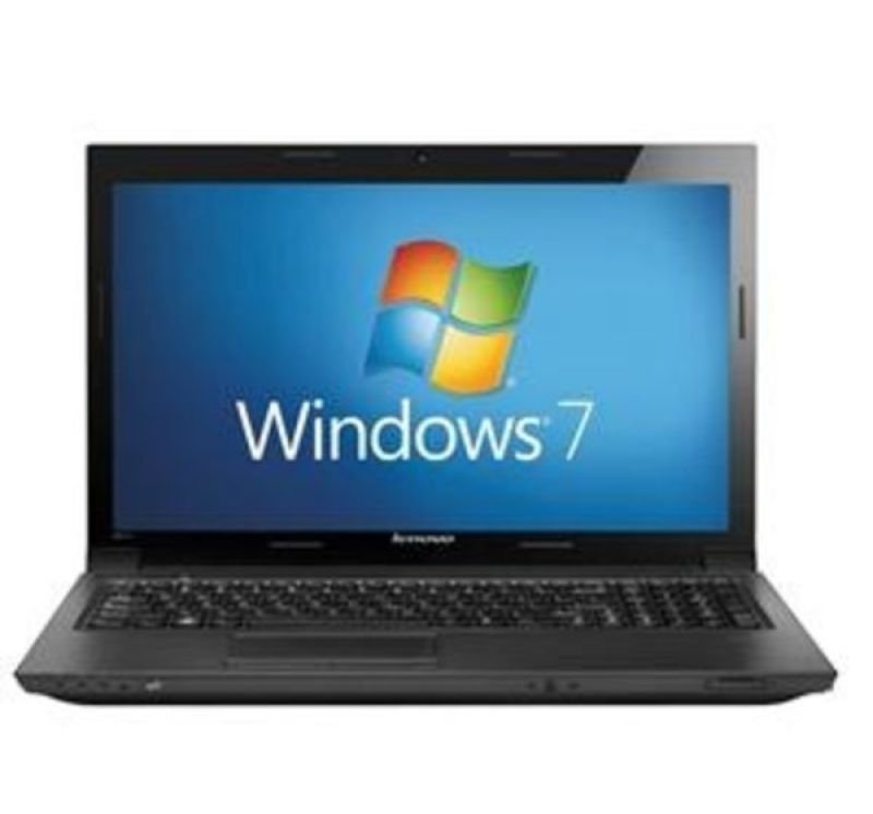"Lenovo Ideapad B570 Laptop, Pentium Dc B940 2ghz, 4gb Ram, 500gb Hdd, 15.6"" Led, Dvdrw, Intel Hd, Webcam, Fpr, Windows 7 Home Premium 64"
