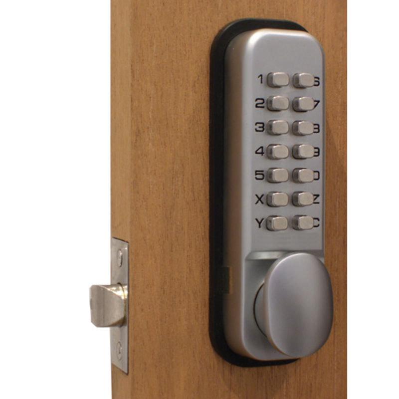 Securikey Lockit Mechanical Push Button Digital Lock