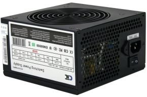 CIT Dual Rail 500W Fully Wired Efficient Power Supply