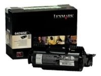Lexmark T64X Black Toner Cartridge
