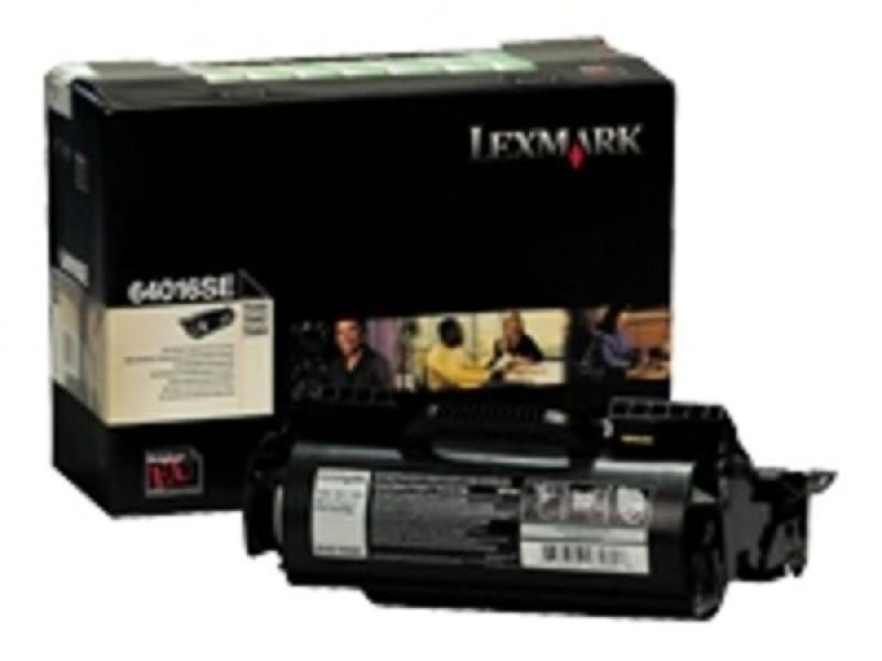 Lexmark T64X Black Toner Cartridge