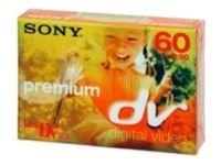 Sony Mini Dv 60min - 5 Pack