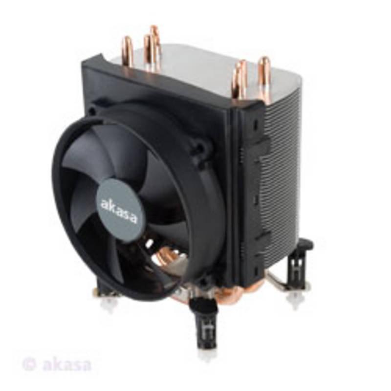 Akasa AK 965 (Socket 775) Aluminium with Copper Base Processor Cooler