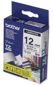 Brother TZe 231 Laminated adhesive tape