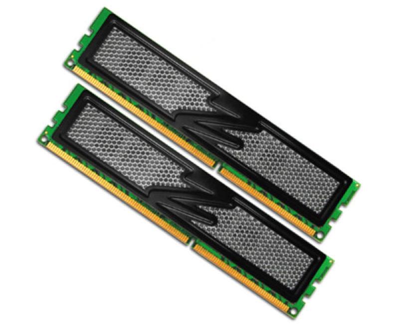 OCZ 4GB (2x2GB) DDR3 1600MHz Obsidian Memory Kit 1.65V CL9(9-9-9-24)