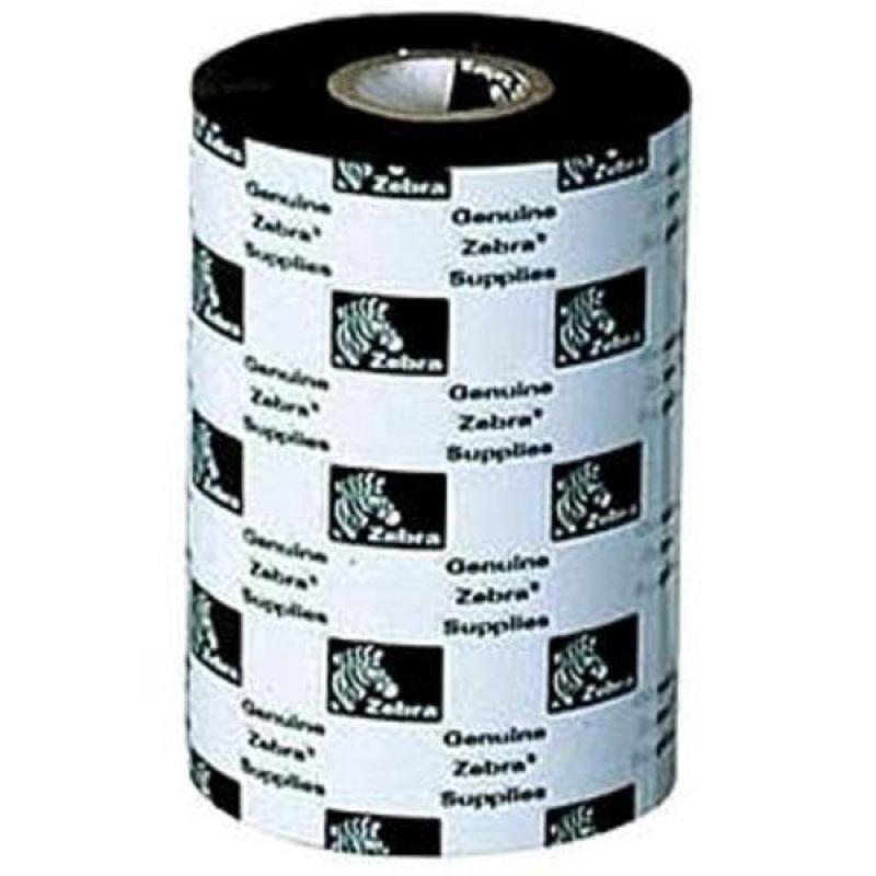 Zebra Print Ink Ribbon Refill 84 x 74 mm