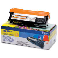 Brother TN-325Y Yellow Toner Cartridge