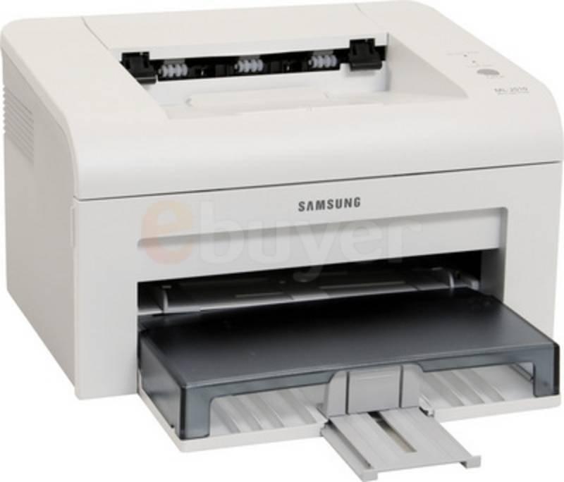 Samsung ML2010 Mono Laser Printer 22ppm 1200 dpi x 600 dpi USB - Includes Toner