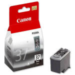 Canon PG 37 Black Ink Cartridge