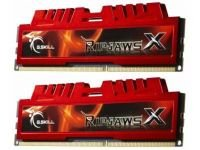 G.Skill 8GB DDR3 1600Mhz RipjawsX Memory