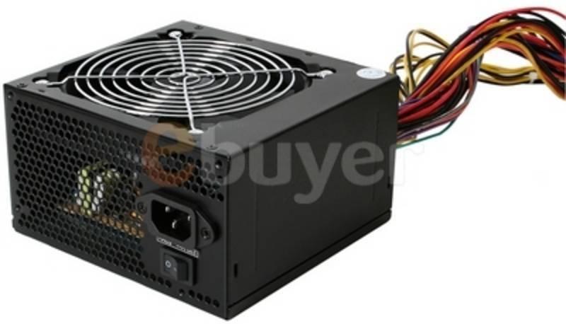 Hi-Power 500W 12cm Silent Fan PSU - 20+4pin, 1x PCI-E, 2x SATA