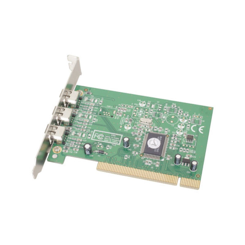 EXDISPLAY Startech 3 Port PCI 1394b FireWire Adapter Card with Digital Video Editing Kit - FireWire adapter - PCI 64 - Firewire, FireWire 800